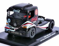 Fly Mercedes Benz Coca Cola Coke Zero Daytona Truck Slot Car 1/32 Flyslot 202301