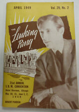 The Linking Ring Magazine 21st Annual IBM Convention April 1949 062915R