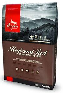 ORIJEN Regional Red Dry Cat Food (4 lb)
