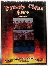 Deadly China Hero (Dvd, 2000 Widescreen) Starring Jet Li