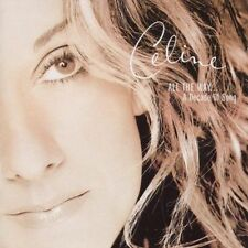 CELINE DION .GREATEST , BEST OF /..ALL THE WAY SEALED  CD TRACKS PIC 2..SENT 1ST