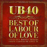 UB40 - Best of Labour of Love [New CD] Rmst