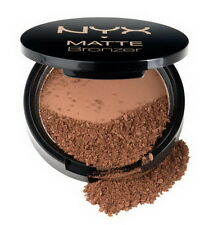 NYX Matte Bronzer Powder For Face and Body - MBB03 - (Medium) 0.33oz