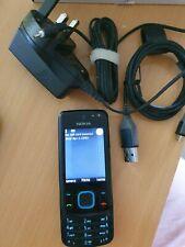Bkack Nokia 6600 slide