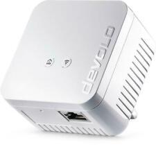 Devolo dLAN Powerline 550 Wi-Fi Add-On Adapter, speeds up to 500 Mbps, easy wifi