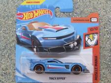 Hot Wheels 2018 # 029/365 Track Ripper Azul Hw Muscle Mania Nuevo Fundición