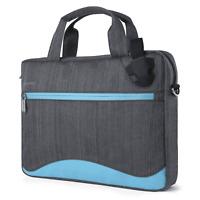 "VANGODDY Wave Messenger Bag Briefcase for 13"" Laptop Tablet Tech Essentials case"