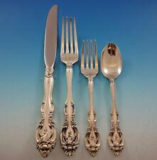 La Scala by Gorham Sterling Silver Flatware Set Service 24 pieces Dinner Size