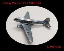 Phoenix Cathay Pacific Airways DC-3 VR-HDB 1:250 Scale Rare Vintage Airliner NIB