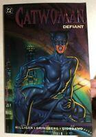 CATWOMAN Defiant (1992) DC Comics SqB FINE