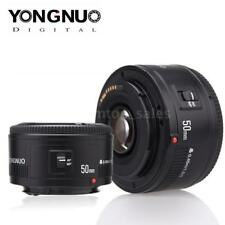 US Stock YONGNUO YN EF 50mm f/1.8 AF Auto Focus Prime Lens for Canon EOS Cameras