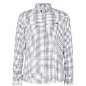 Pierre Cardin Mens Long Sleeve Shirt Casual