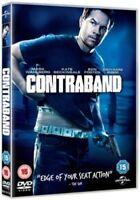 CONTRABAND MARK WAHLBERG KATE BECKINSALE BEN FOSTER UNIVERSAL UK DVD NEW SEALED