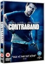 CONTRABAND MARK WAHLBERG KATE BECKINSALE BEN FOSTER UNIVERSAL UK DVD NEW SEALED