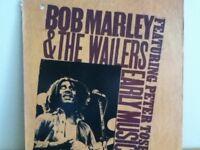 BOB   MARLEY  &  THE  WAILERS              LP       EARLY  MUSIC