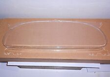 1995 GM Part No.1620-9066 Instrument Cluster Clear Plastic Lens Cover