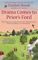 Drama Comes to Prior's Ford (Prior's Ford 2) by Eve Houston, Good Used Book (Pap