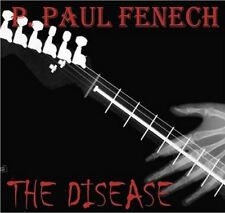 P PAUL FENECH The Disease CD - The Meteors - NEW - psychobilly