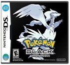 Pokemon: Black Version (Nintendo DS, 2011)