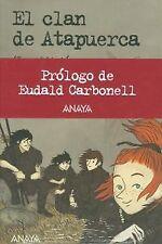 El clan de Atapuerca (La maldición del Hombre Jaguar). ENVÍO URGENTE (ESPAÑA)