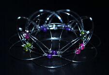 Single Mandala 3D Wire Lotus Flower Lotos Toy Christmas Souvenir Gift HANDMADE