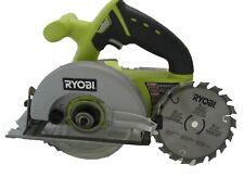 Ryobi P504G One+18V 5 1/2 in Circular Saw Carbide Tip Blade Cordless (Tool Only)