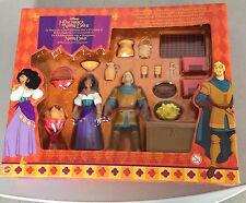 NIB Vtg Mattel Disney Hunchback Notre Dame Esmeralda & Phoebus Gift Set#NIB