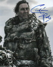 CIARAN HINDS.. Game of Thrones' Mance Rayder - SIGNED