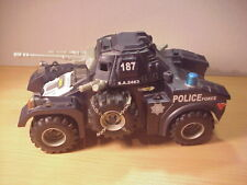 CHAP MEI - POLICE FORCE - Blue Tank Vehicle/Armored Car