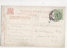 Miss Lizzie Bradgate De Crespigny Park Denmark Hill SE London 1906 472b