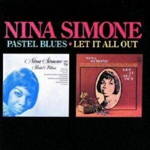 NINA SIMONE Pastel Blues/Let It All Out CD BRAND NEW