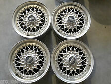 VW GOLF MK1 MK2 MK3 BBS RS064 3 PIECE SPLIT RIMS ALLOY WHEELS 5x112 15x7J ET37