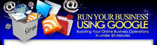 Boost Your Business Using Google's Applications- Videos on 1 CD
