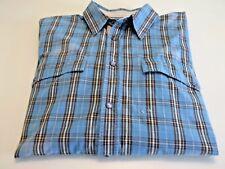 TERMICA Da Uomo in pile pettinato morbido Check Camicia Lumberjack Camicia causale caldo piano di lavoro