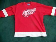 Detroit Redwings Hockey Jersey Mens L