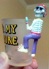 Novelty Buried Treasure shot glass