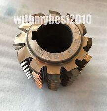 HSS Pre-Shaving Gear Hob Cutter Module 1 Bore 27mm PA 20 Degree M1 Gear Hob