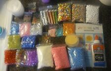DIY SLIME KIT SLIME SUPPLIES Make your own.  slime recipe + free 4oz clear glue
