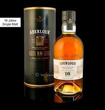 ABERLOUR 16 Jahre Single Malt Scotch Whisky - Highland Speyside Schottland