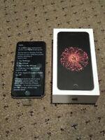 "iPhone 6s plus 64gb (certified) Verizon - space gray w/box ""unlocked"""