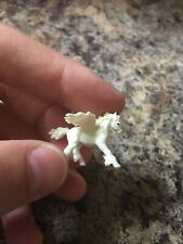Safari Ltd. Good Luck Minis White Pegasus Individual Figure Magical Flying Horse