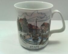 Stade Germany UHLENHORST Coffee Cup Swede's Memory Museum Souvenir Collectible