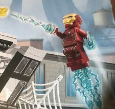 LEGO IRON MAN MINI FIGURE GENUINE AVENGERS INFINITY WAR 76108