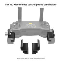2x For DJI Mavic Air/Spark Mobile Bracket Drone Remote Control Clamp Phone Mount