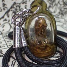 Paladkik Magic Thai Amulet Necklace Rope Erotic Talisman Success Love Charm Luck