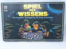 SPIEL DES WISSENS MB Spiele Komplett Gebraucht SEHR GUT Große alte Ausgabe