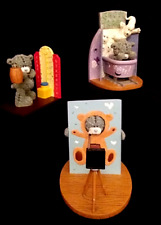Me To You Figurines - Fun At The Fair Trilogy Collection - All Boxed