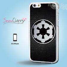 iPhone X 8 7 SE 6 6S Plus 5 5S 5C 4 4S Print Case Cover Star Wars Empire P217