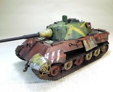 PRO-BUILT 1/35 King Tiger German Heavy tank finished model (IN-STOCK)