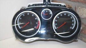 Reparatur Opel Corsa D Kombiinstrument  Tacho Analoganzeigenausfall
